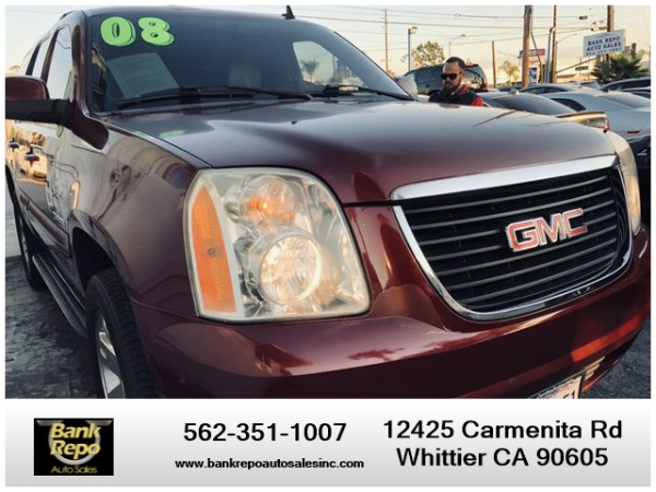 2008 GMC Yukon in Whittier, CA