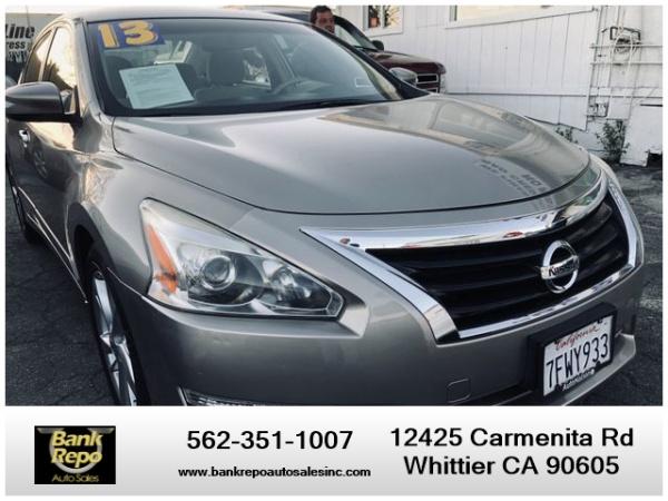 2013 Nissan Altima in Whittier, CA