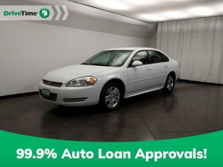 2016 Chevrolet Impala For In Mesa Az