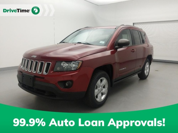 2014 Jeep Compass in Fayetteville, NC