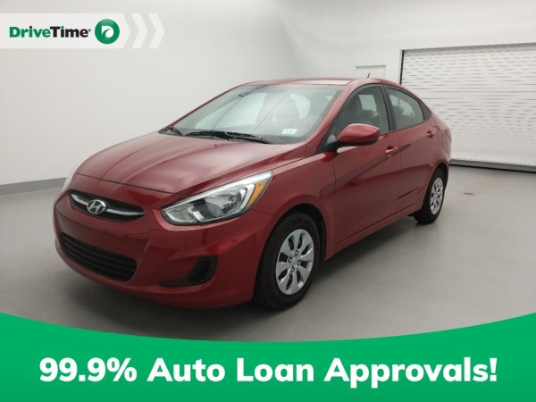2017 Hyundai Accent in Fayetteville, NC