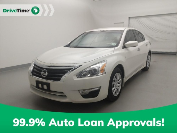 2015 Nissan Altima in Fayetteville, NC