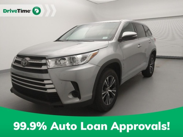 Toyota Fayetteville Nc >> 2018 Toyota Highlander Le V6 Fwd For Sale In Fayetteville Nc Truecar