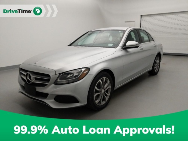 2016 Mercedes-Benz C-Class in Greensboro, NC