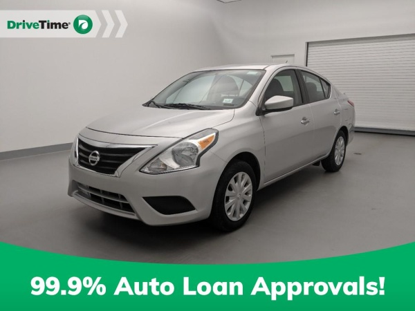 2017 Nissan Versa in Raleigh, NC