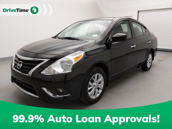 2018 Nissan Versa in Raleigh, NC