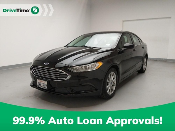 2017 Ford Fusion in Downey, CA