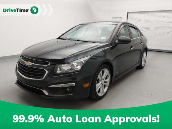2015 Chevrolet Cruze in Winston Salem, NC