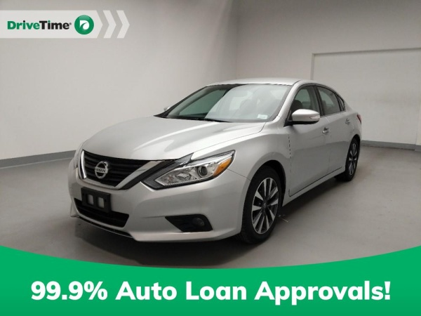 2017 Nissan Altima in Montclair, CA