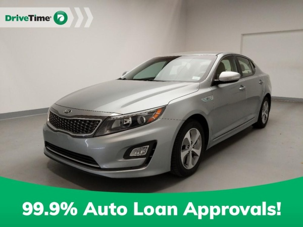 2015 Kia Optima in Montclair, CA