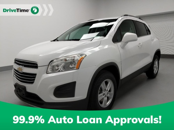 2015 Chevrolet Trax in Las Vegas, NV