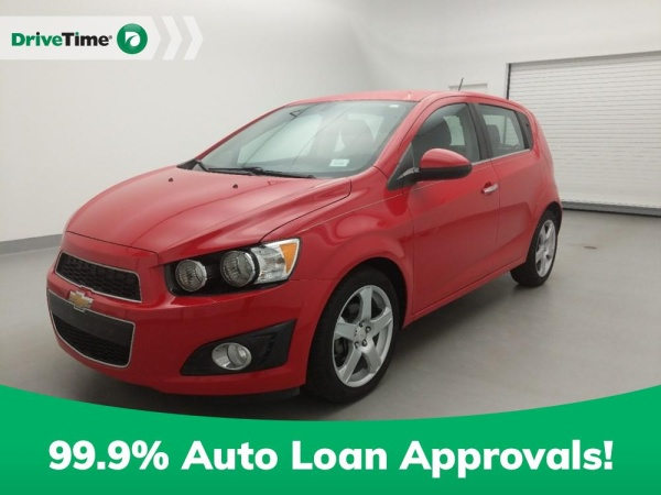 2015 Chevrolet Sonic in Conway, SC