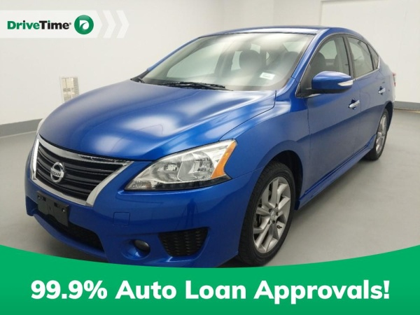 2015 Nissan Sentra in Jackson, MS