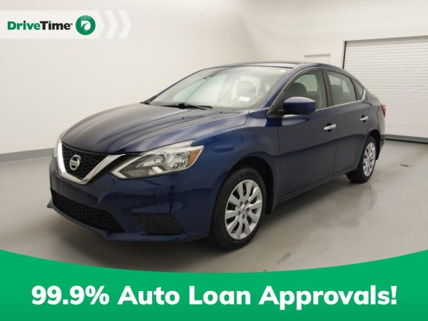 2017 Nissan Sentra in Greenville, SC