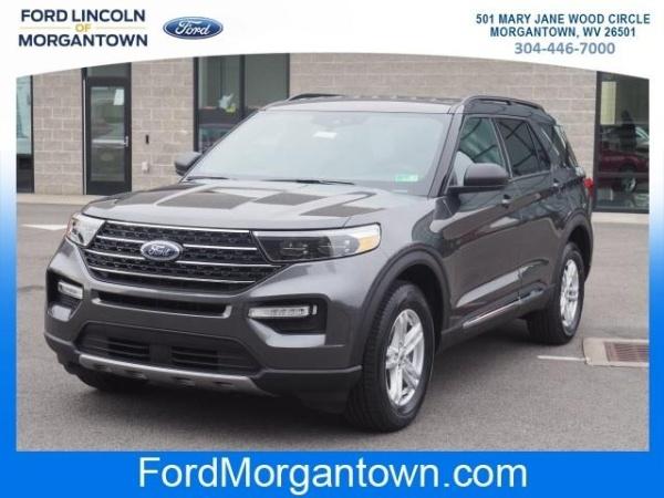2020 Ford Explorer in Morgantown, WV