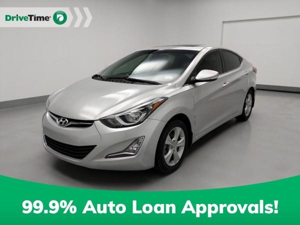 2016 Hyundai Elantra Value Edition