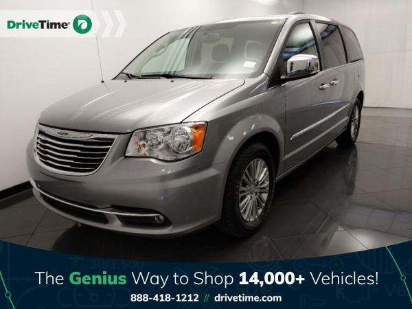used chrysler town country for sale in cordova tn u s news world report. Black Bedroom Furniture Sets. Home Design Ideas