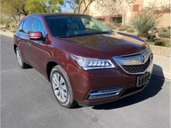 2014 Acura MDX in Phoenix, AZ
