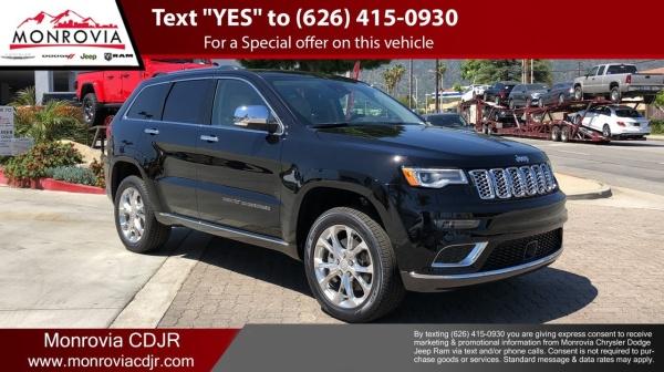 2020 Jeep Grand Cherokee in Monrovia, CA