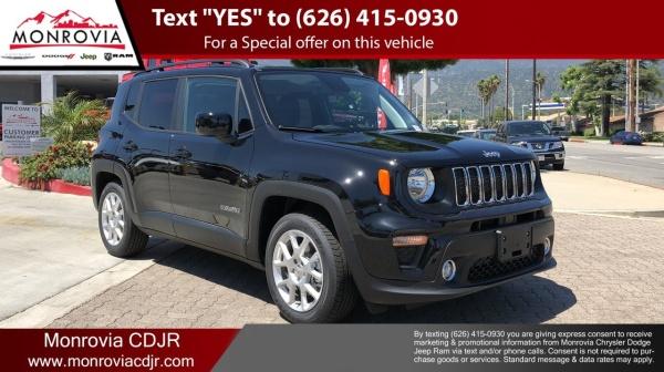 2020 Jeep Renegade in Monrovia, CA