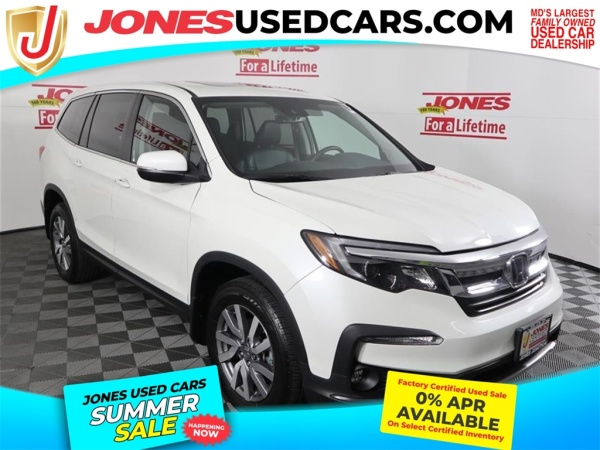 2019 Honda Pilot in Bel Air, MD