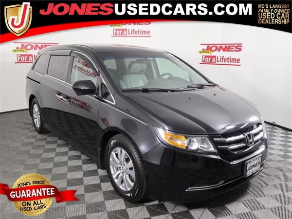 2016 Honda Odyssey in Bel Air, MD