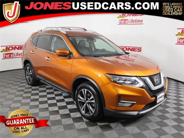 2017 Nissan Rogue in Bel Air, MD