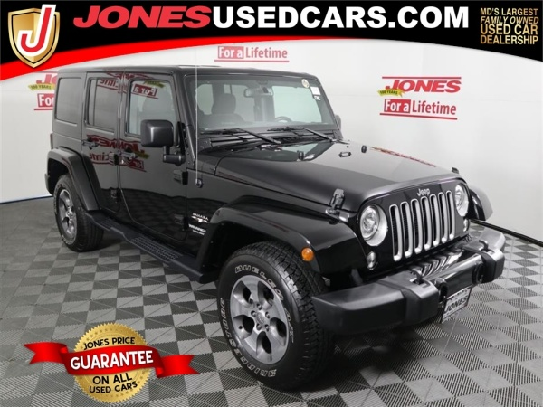 2017 Jeep Wrangler in Bel Air, MD
