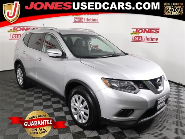 2016 Nissan Rogue in Bel Air, MD