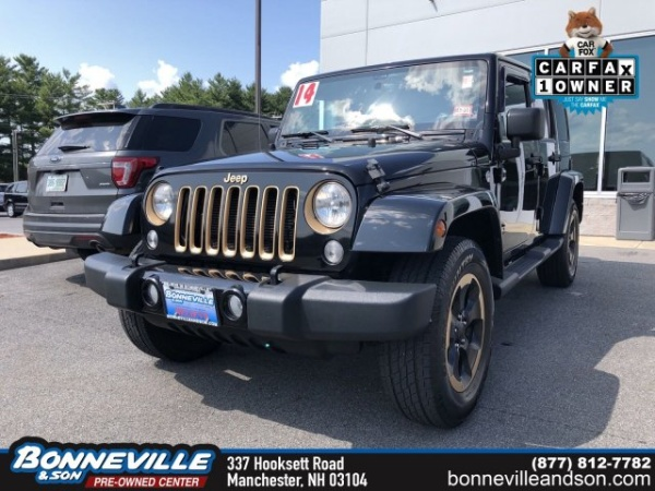 2014 Jeep Wrangler in Manchester, NH