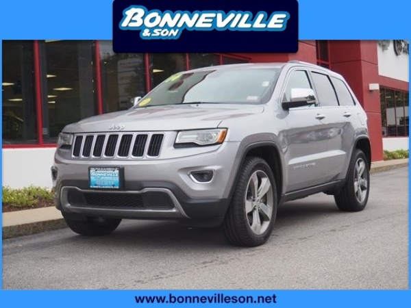 2014 Jeep Grand Cherokee in Manchester, NH