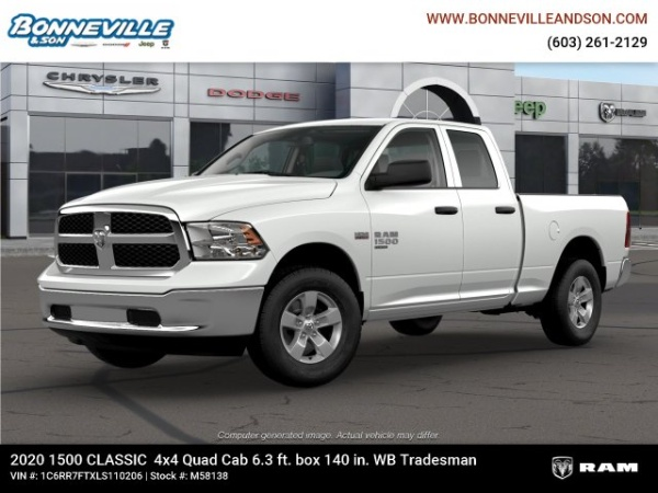 2020 Ram 1500 Classic in Manchester, NH