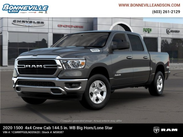 2020 Ram 1500 in Manchester, NH