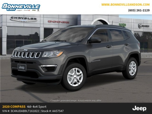 2020 Jeep Compass in Manchester, NH