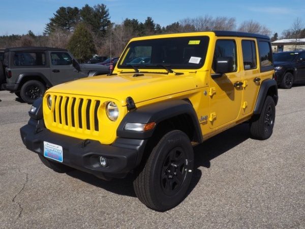 2019 Jeep Wrangler in Manchester, NH
