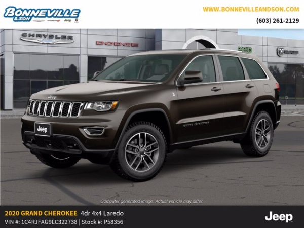 2020 Jeep Grand Cherokee in Manchester, NH