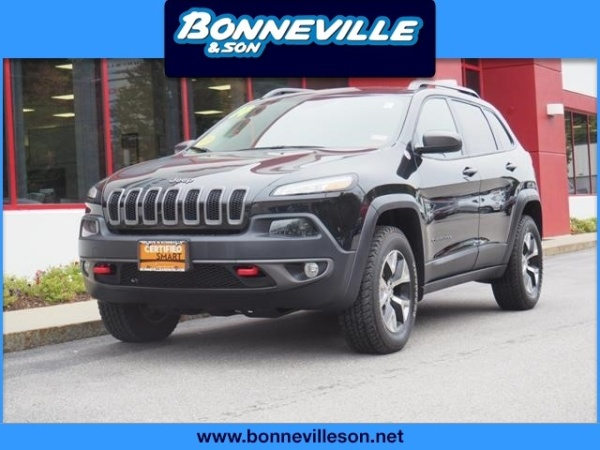 2014 Jeep Cherokee in Manchester, NH