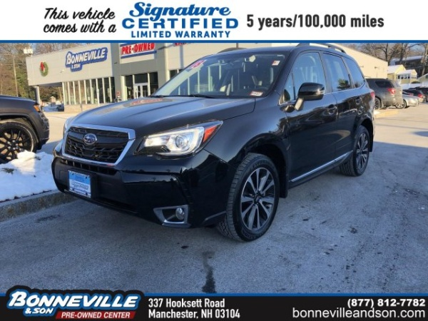 2018 Subaru Forester in Manchester, NH