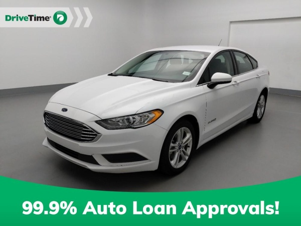 2018 Ford Fusion in Jacksonville, FL