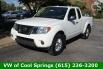 2017 Nissan Frontier SV King Cab 2WD Manual for Sale in Franklin, TN