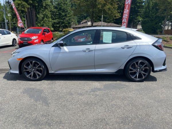 2019 Honda Civic in Kirkland, WA