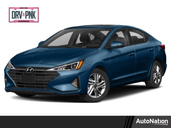 2019 Hyundai Elantra in Fort Worth, TX