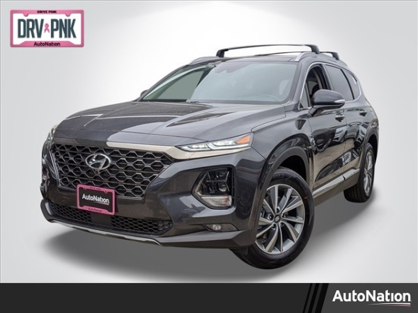 2020 Hyundai Santa Fe in Fort Worth, TX