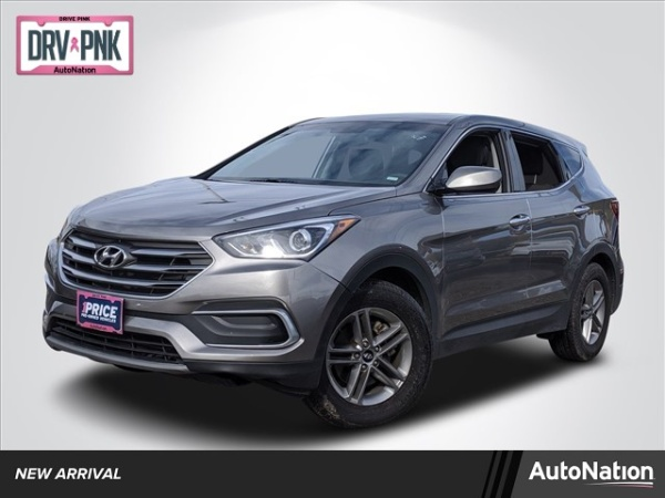 2018 Hyundai Santa Fe Sport in Fort Worth, TX