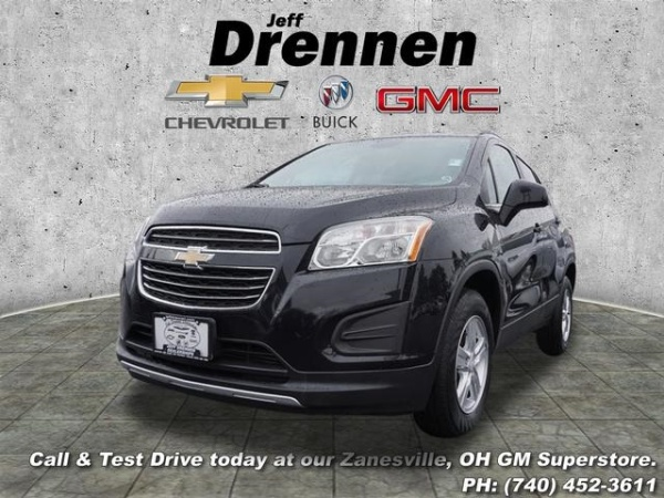 used chevrolet trax for sale in columbus oh u s news world report. Black Bedroom Furniture Sets. Home Design Ideas