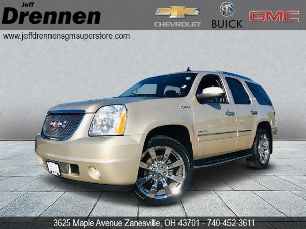 2013 GMC Yukon Denali Hybrid