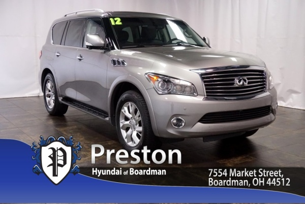 2012 INFINITI QX56 in Boardman, OH