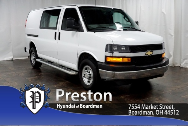 2018 Chevrolet Express Cargo Van in Boardman, OH