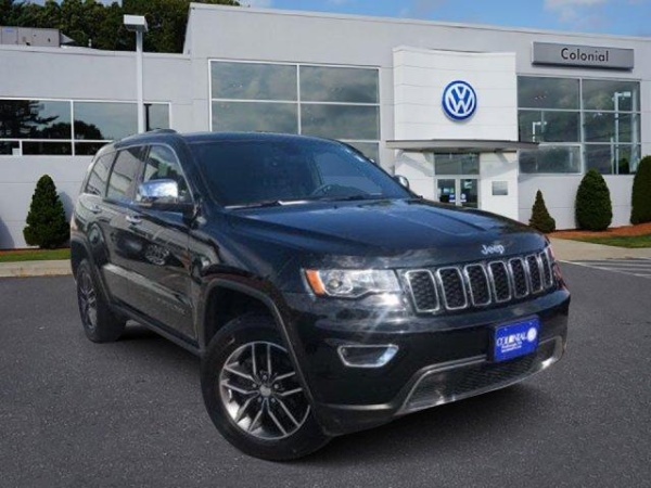 2017 Jeep Grand Cherokee in Westborough, MA