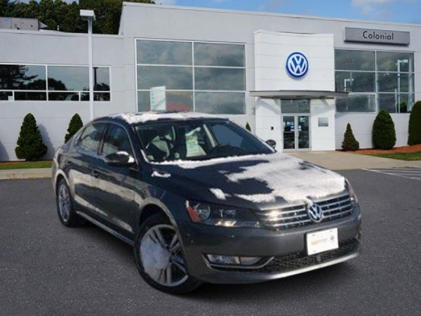 2013 Volkswagen Passat in Westborough, MA